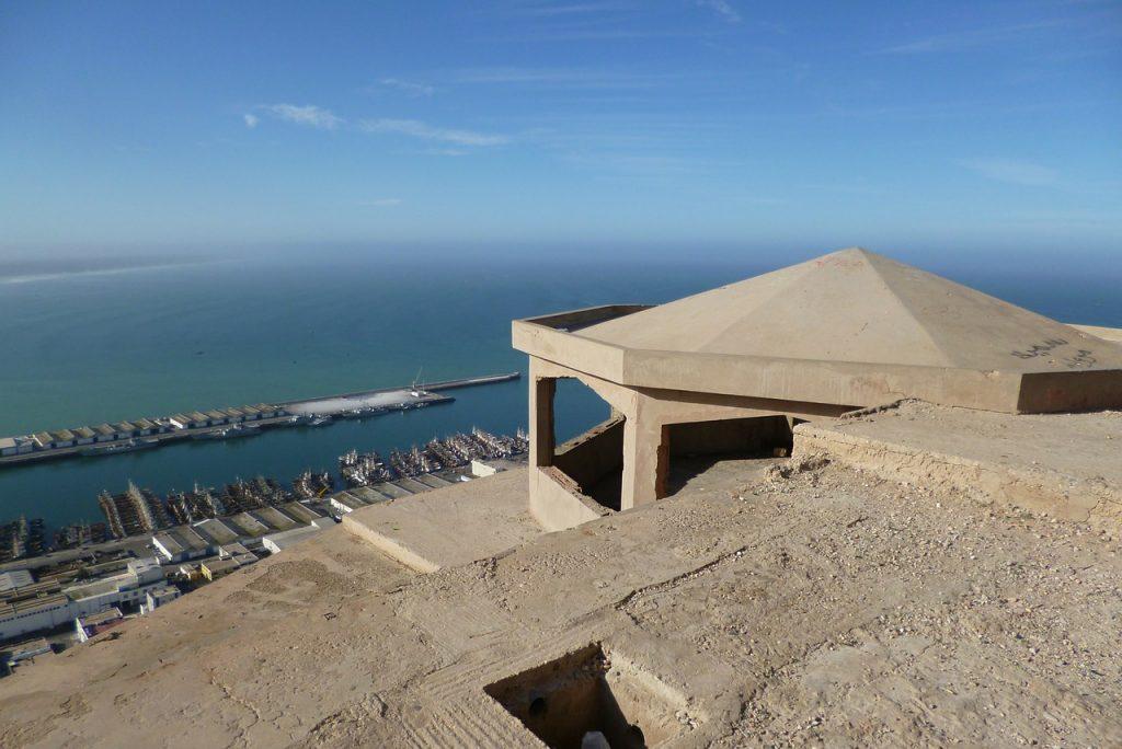 La location de voiture à Agadir pour aller jusqu'à la mer