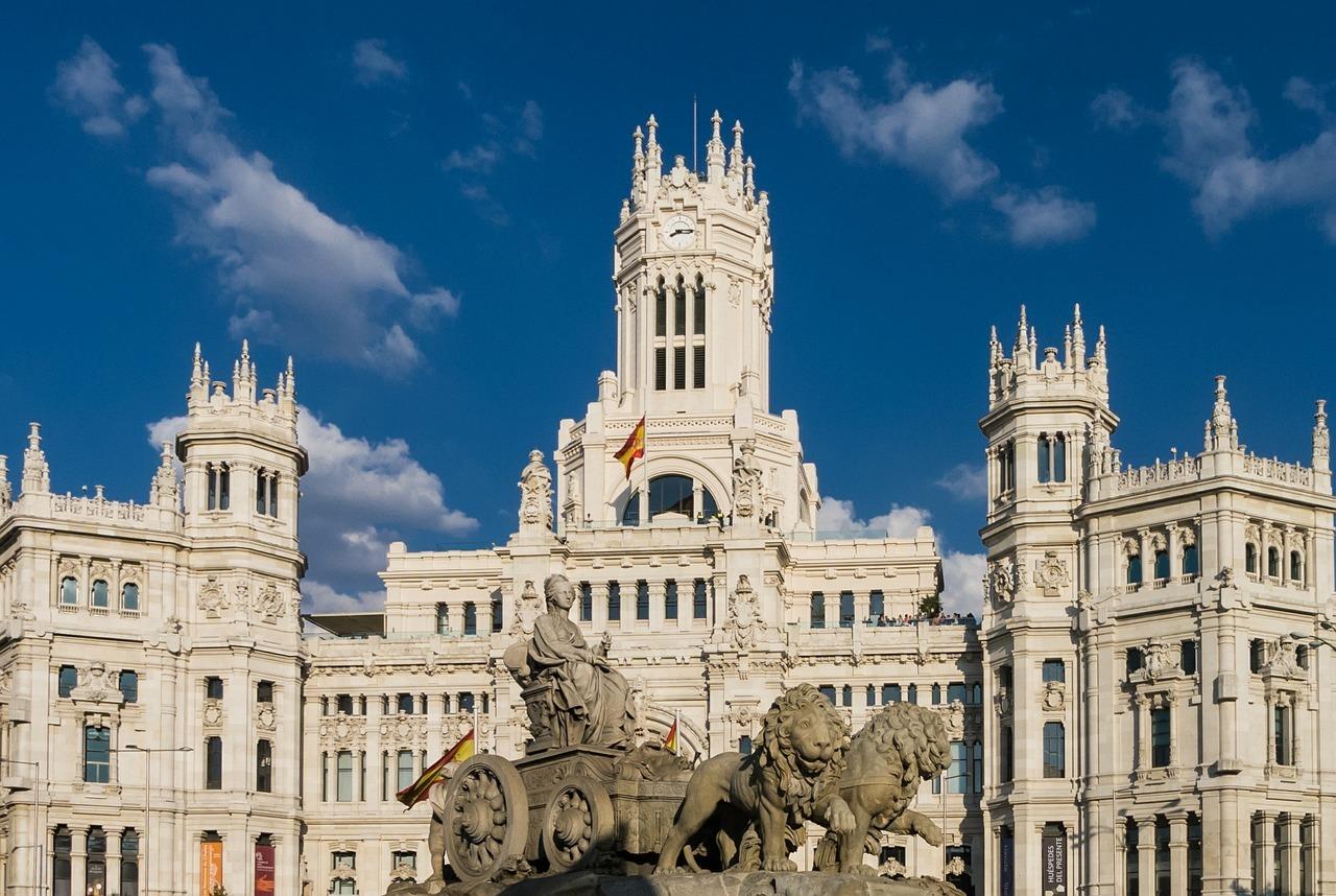 Location de voiture à Madrid, pour gagner du temps