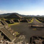 Pyramides au Mexique