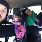 En voiture, en famille