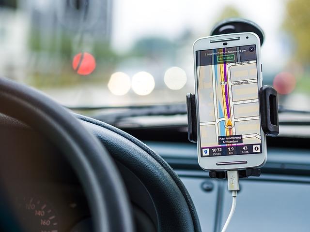Navigation par GPS