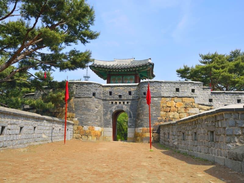 Circuit en Corée du sud