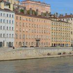 Lyon et ses fleuves