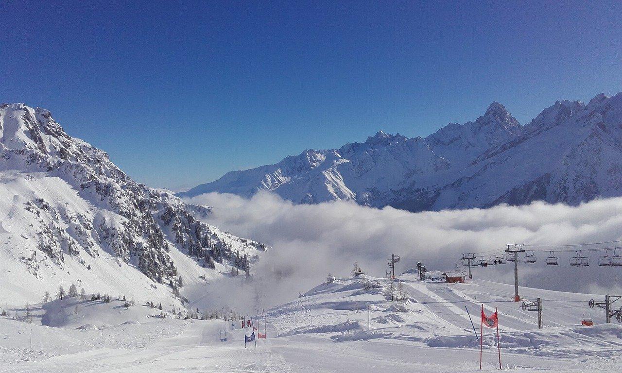 chamonix station ski