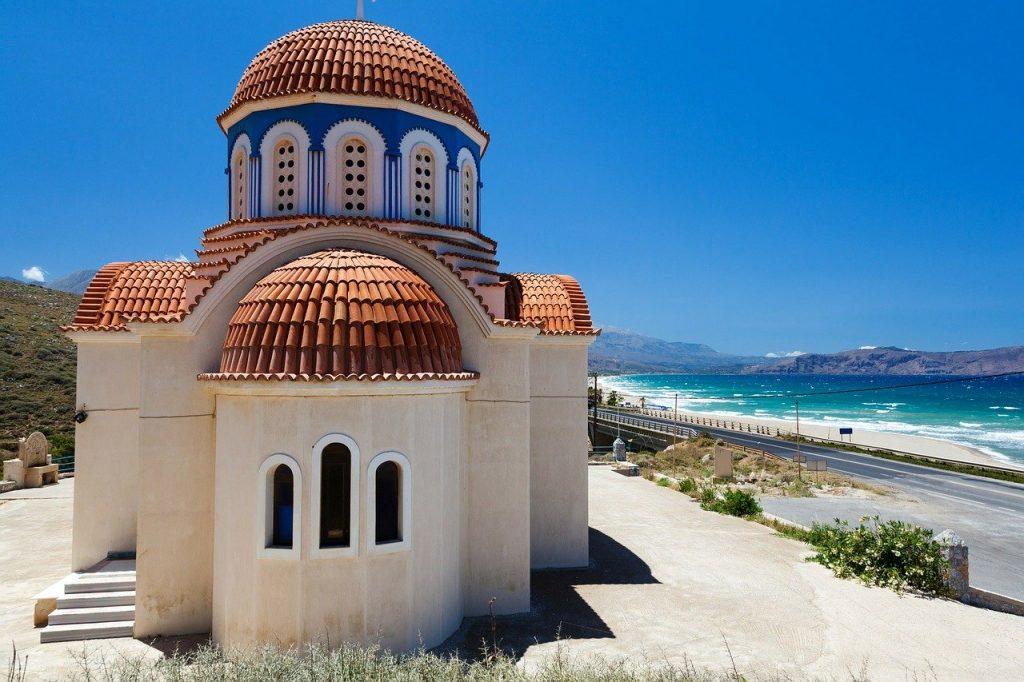 église en Crète