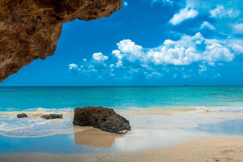 plage en Crète