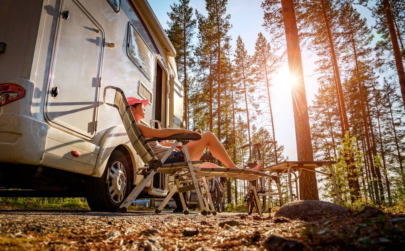 camping séjour