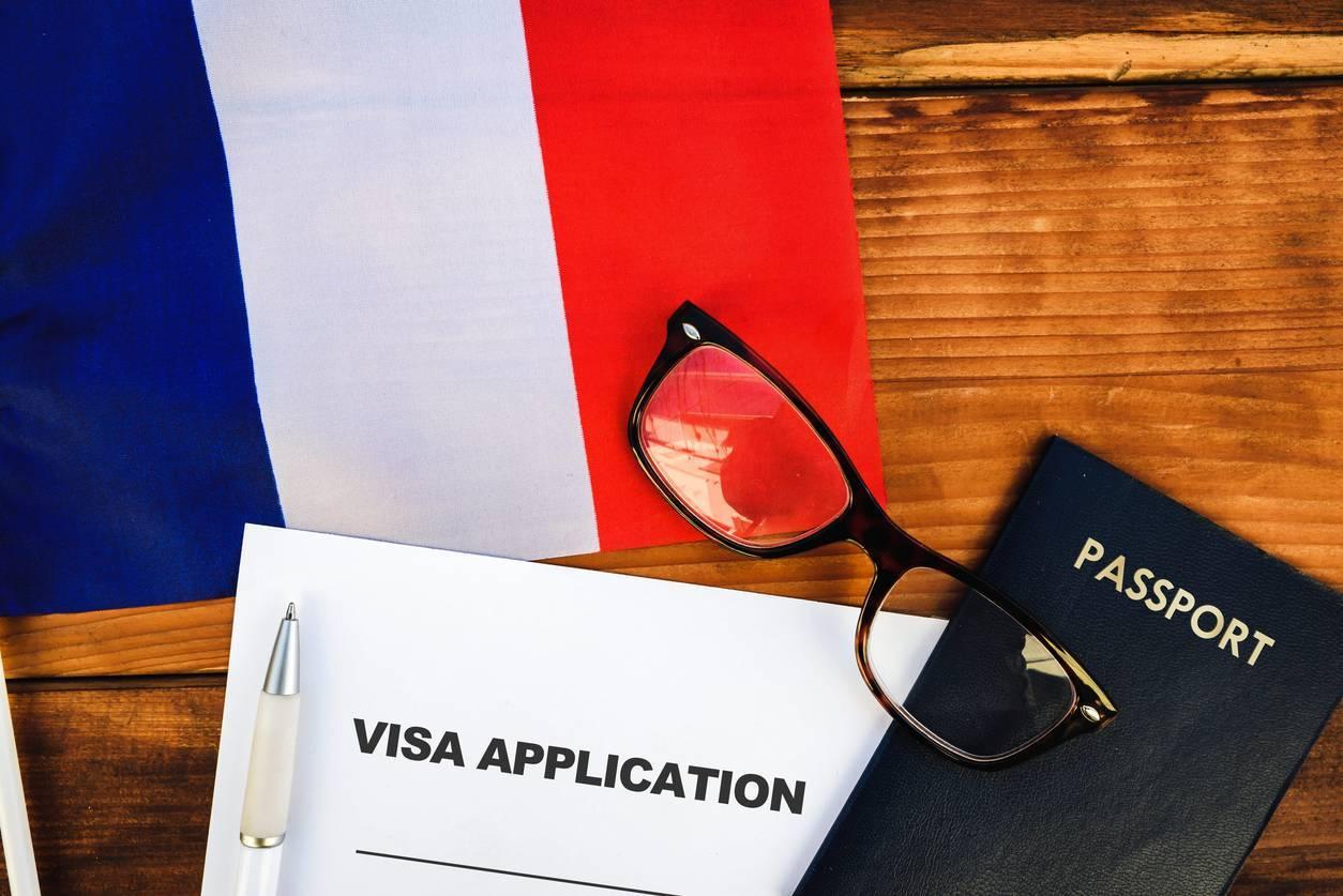 Demande de visa pour la France