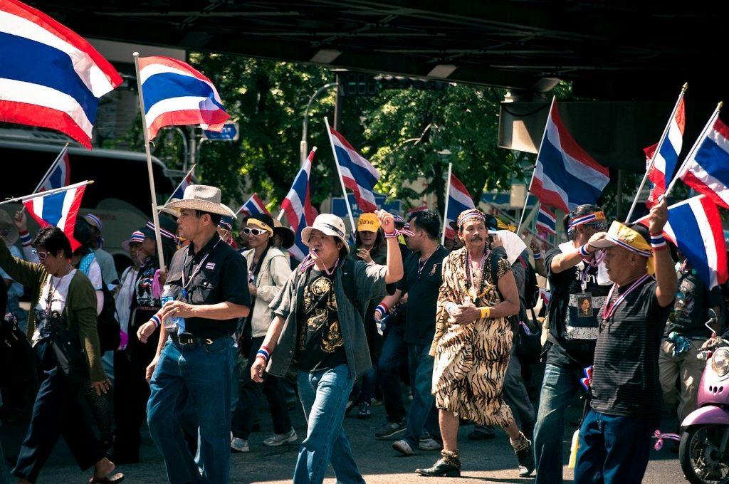 Peuple thailandais