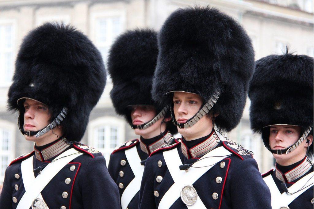 hussards de la Garde Royale