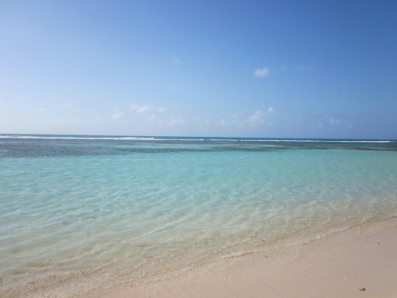 Océan en Guadeloupe