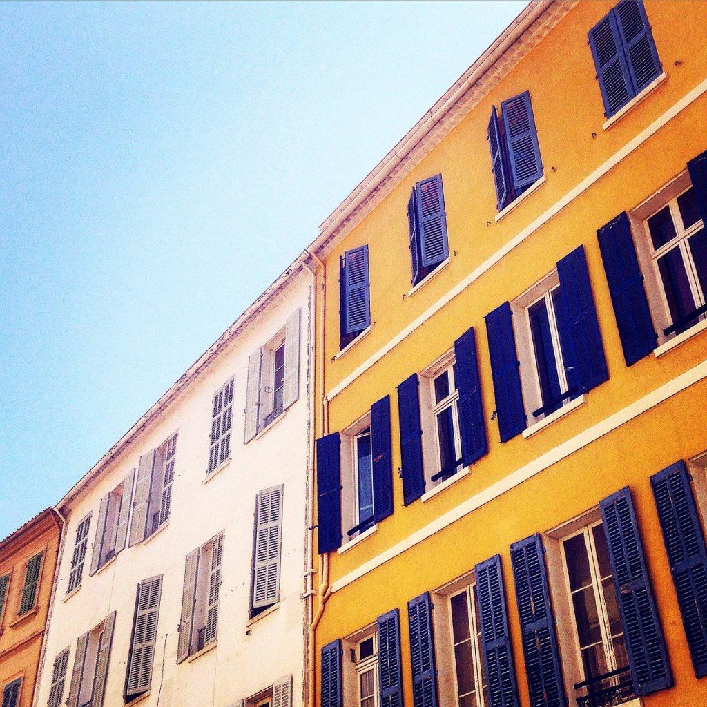 Immeubles à Hyères