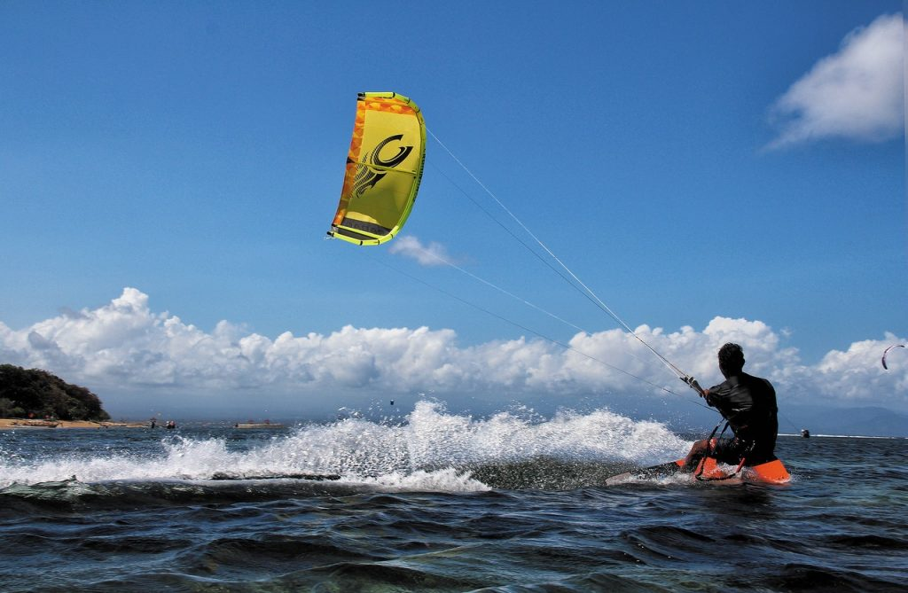Kit surfer