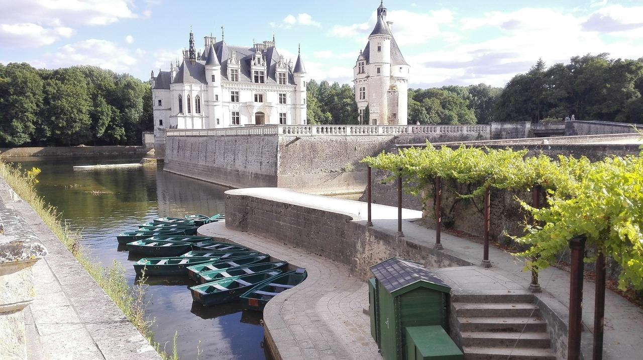 Voyage en camping-car en France