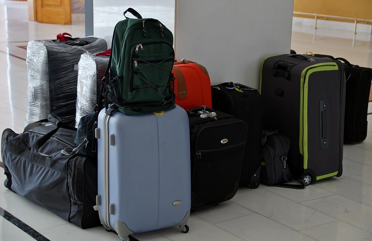 La valise du grand voyageur