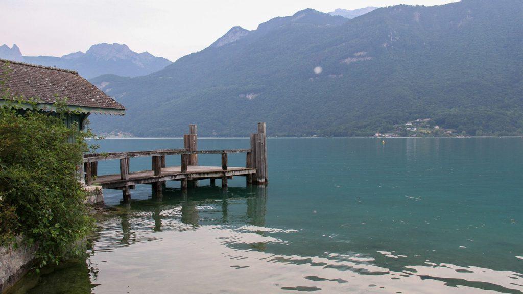 Les raisons de partir à la découverte du lac d'Annecy