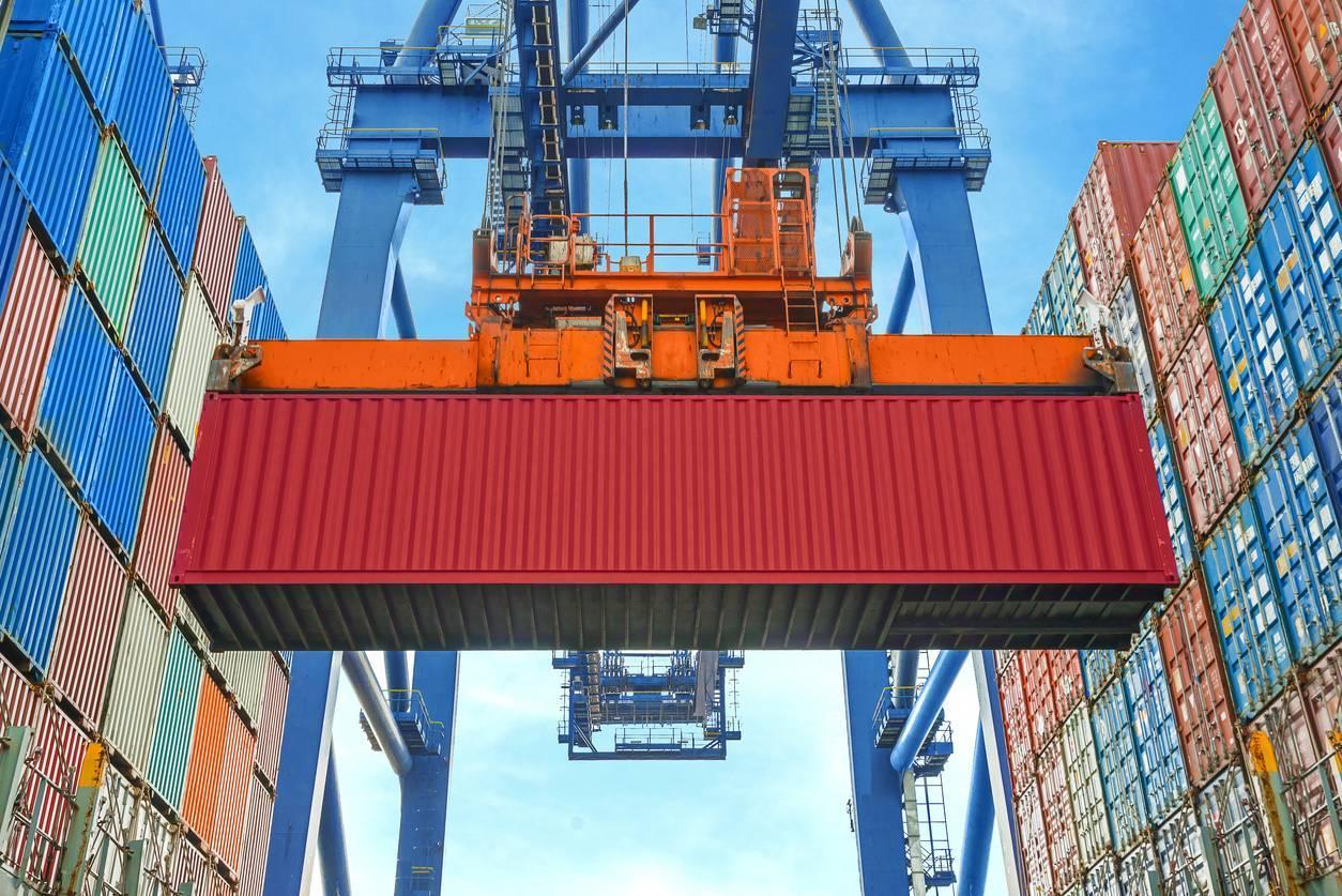 Transport maritime déménagement à La Réunion