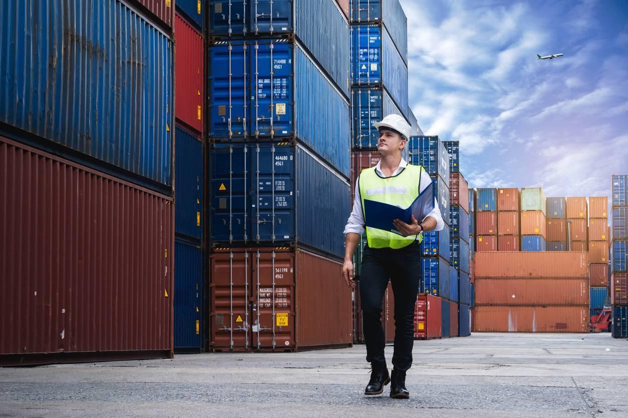 Déménagement transport maritime